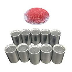 Dental Materials Denture Flexible Acrylic Flexible Dental Acrylic Without Blood Streak 10Cans/Bag