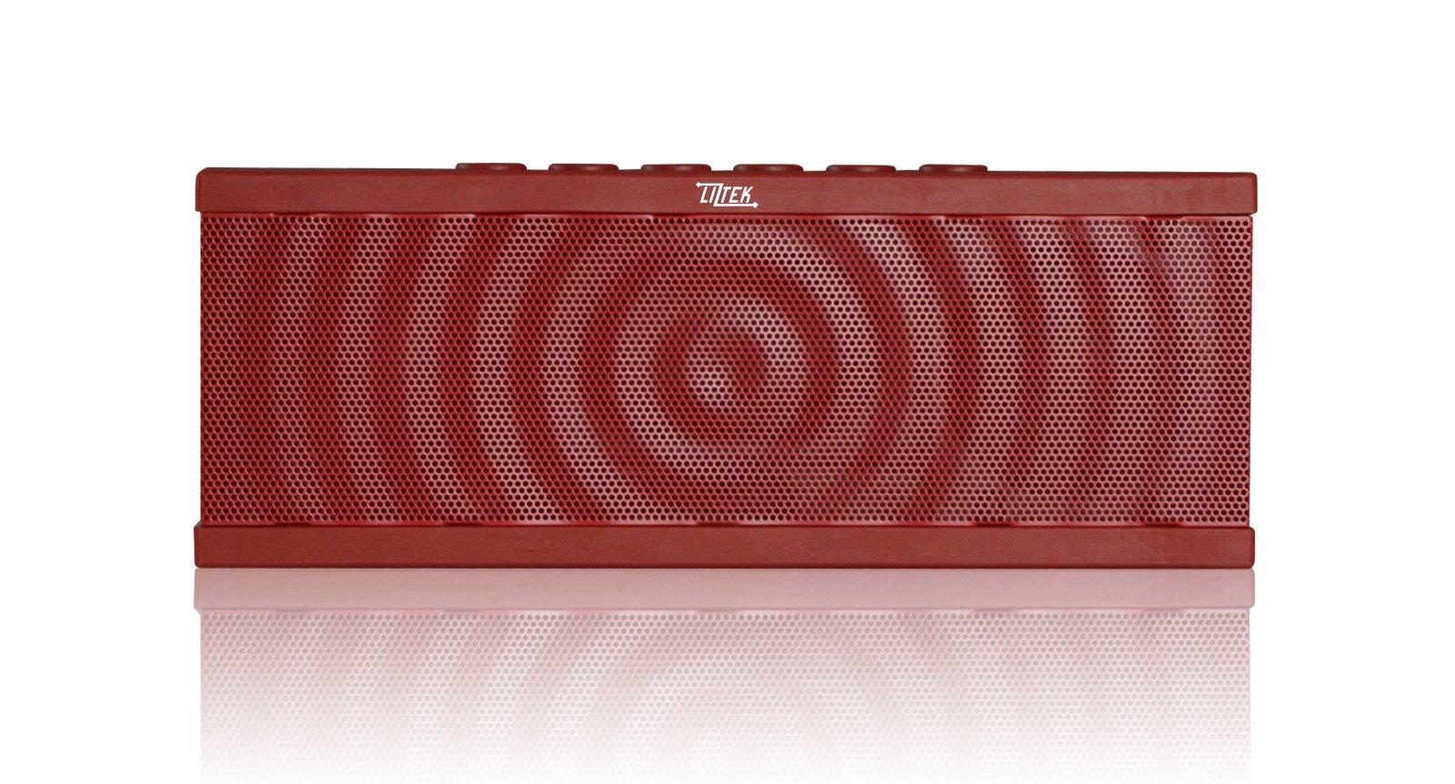 Liztek PSS-100 Portable Wireless Bluetooth Speaker with...