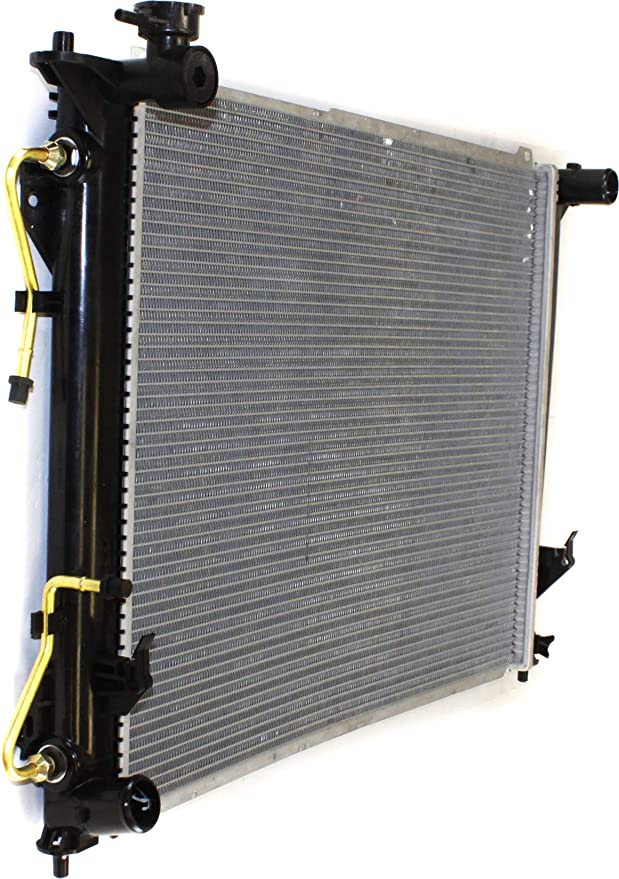 FOR 06-11 HYUNDAI AZERA//KIA OPTIMA AT ALUMINUM CORE COOLING RADIATOR DPI 2831