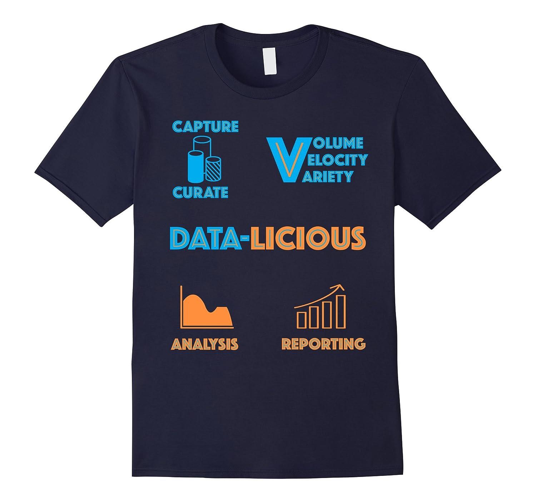 Awesome Data t-shirt - Datalicious-Vaci