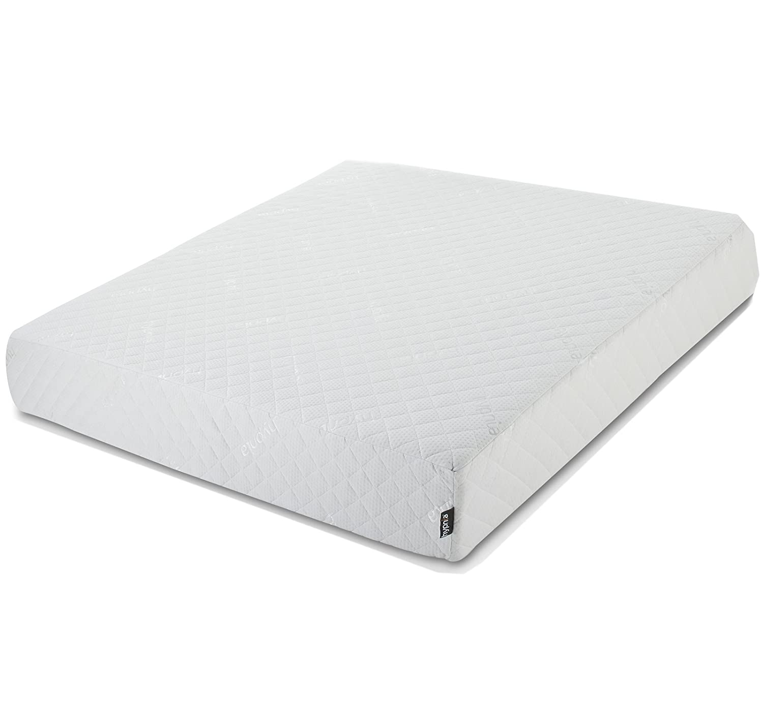 Materasso Top Air Silver.Hypnia 12 Inch Memory Foam Mattress Double Size 4ft6 X 6ft3