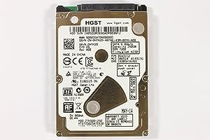 "Dell HYK2D HTS725025A7E630 2.5"" SATA Thin 250GB 7200 6 HGST Laptop Hard Drive Latitude 5250"