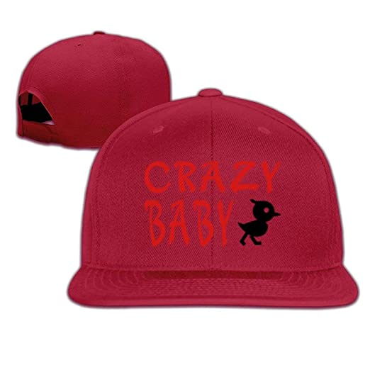Amazon.com  Lmunxuy Baby Flat Brim Baseball Hat  Clothing f961d81d78b