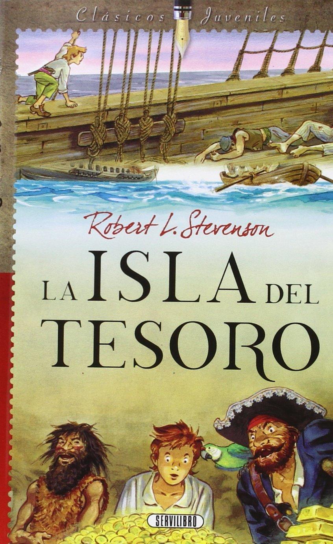 La Isla Del Tesoro: Amazon.es: Equipo de Servilibro: Libros