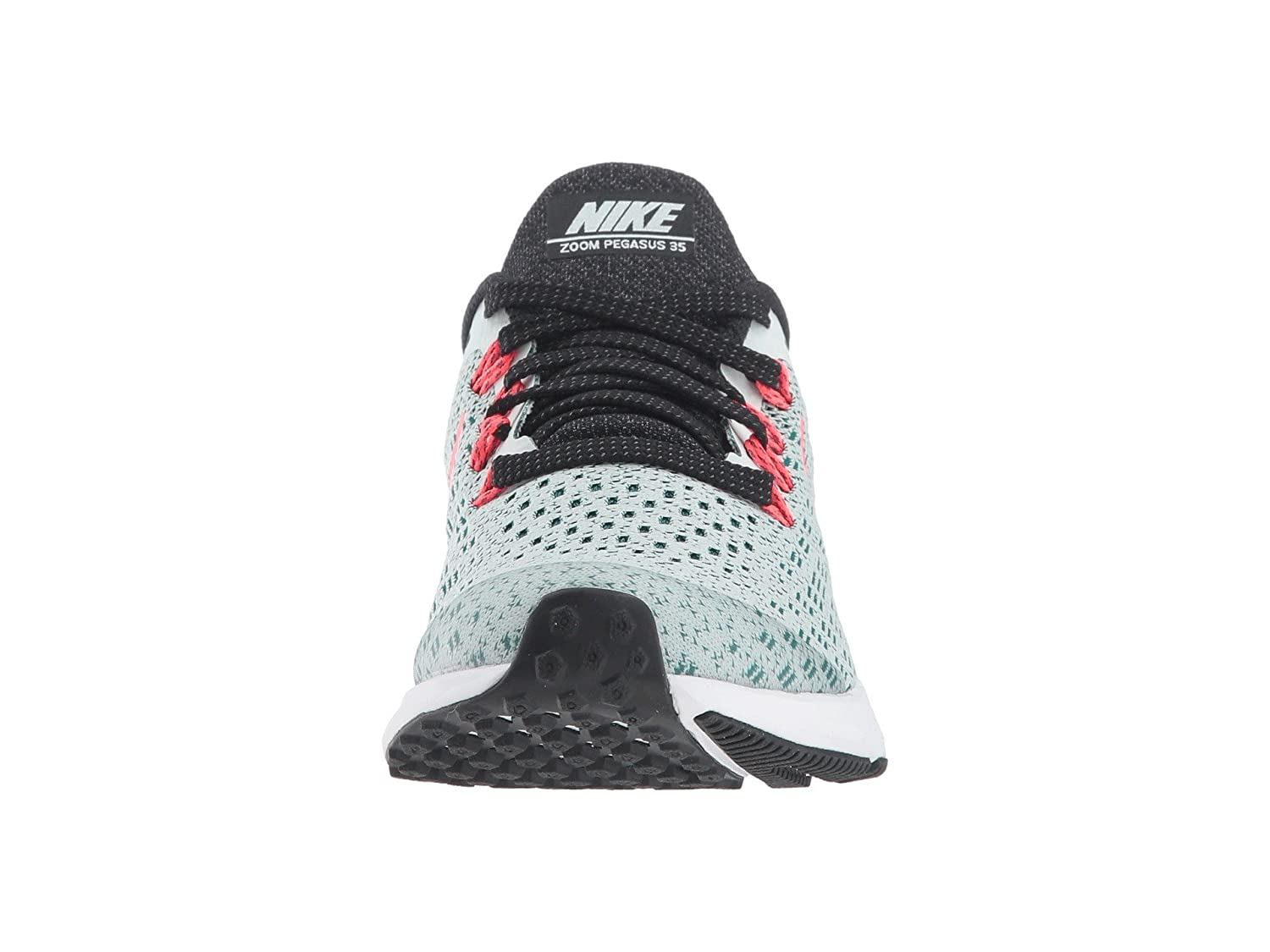027dfb4e6527 Nike Kids  Kinder Laufschuh Air Zoom Pegasus 35 Training Shoes Barely Grey Hot  Punch-Geode Te 004