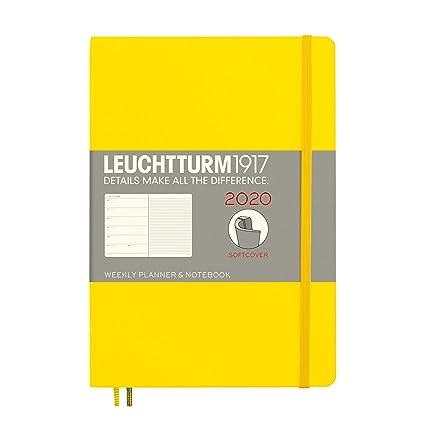 LEUCHTTURM1917 359951 Agenda semana vista & Libreta tapas ...