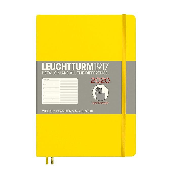 LEUCHTTURM1917 359950 Agenda semana vista & Libreta tapas ...