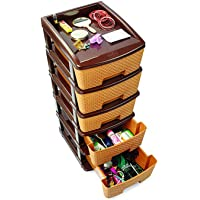 Aufers Megnum 5 Closet Divider Plastic Containers/Drawer Organisers/Dressers & Chests of Drawers