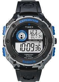 9c065da7437f Timex Expedition Shock XL - Reloj análogico de cuarzo con correa de ...
