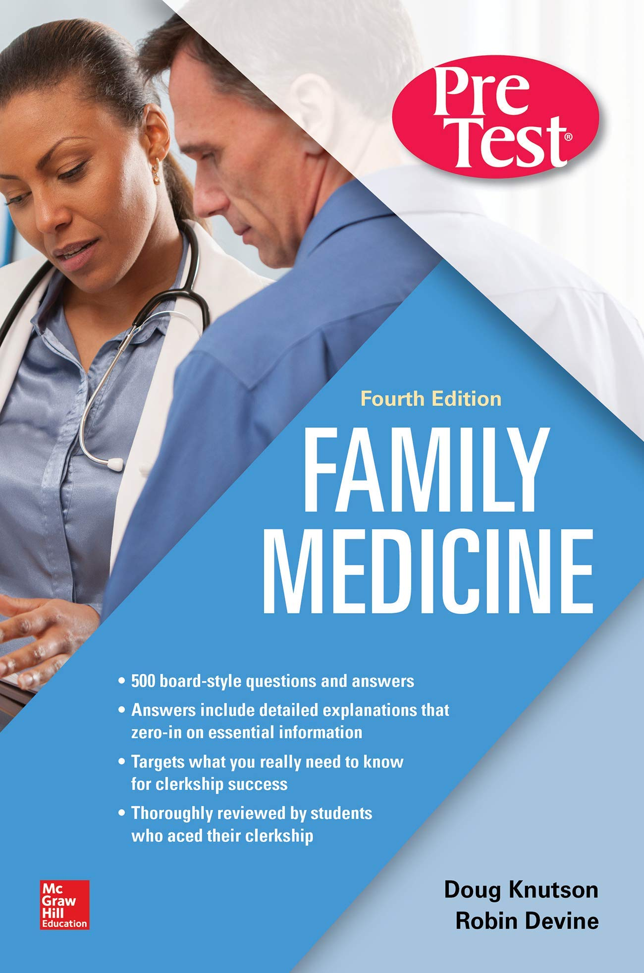 Family Medicine PreTest Self-Assessment And Review, Fourth Edition