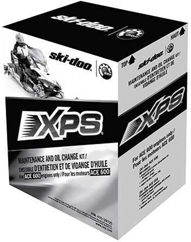 Ski-Doo New OEM Snowmobile XPS 4-Stroke Oil Change Kit, 1200 4-TEC, 415130168
