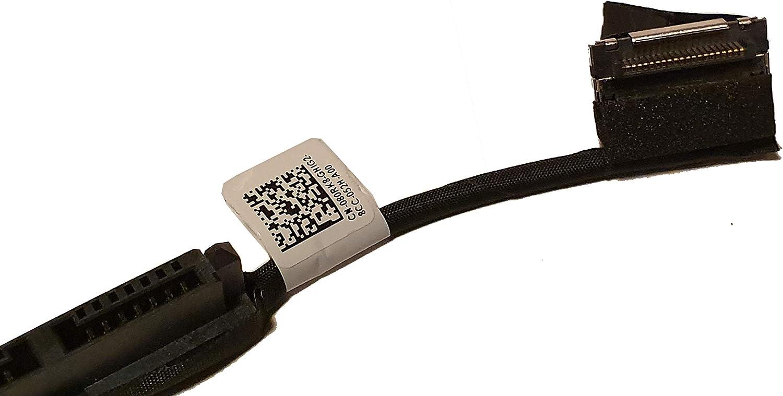Replacement HDD Cable for Dell Latitude E5470 E5490 E5480 E5491 Hard Drive Cables PN O80RK8`