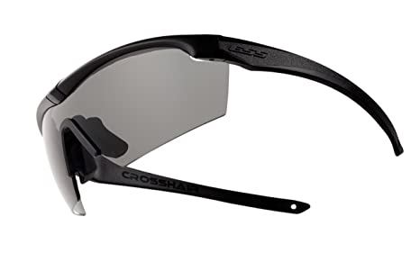 01d275aa046c Amazon.com: Ess Gray Safety Glasses, Anti-Fog, Scratch-Resistant ...