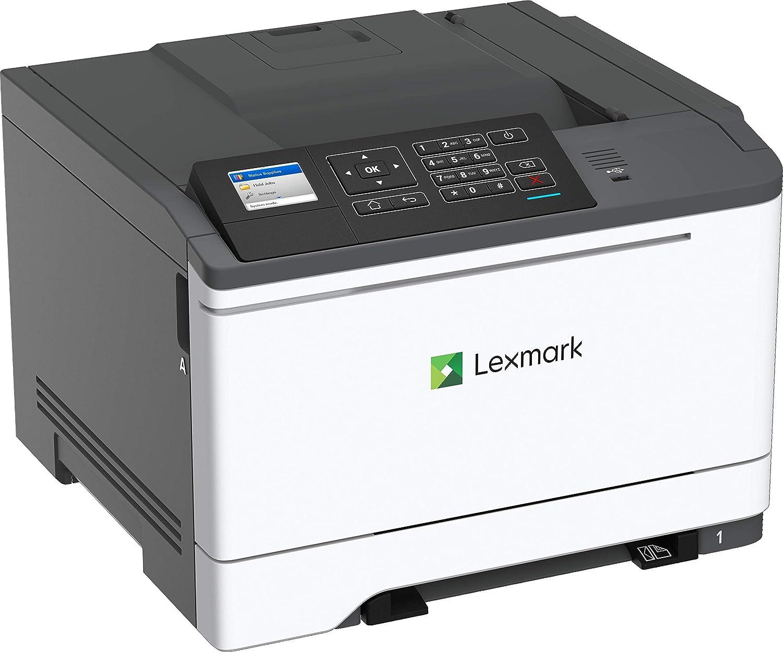 Lexmark C2425dw - Impresora láser, Color Negro y Gris ...