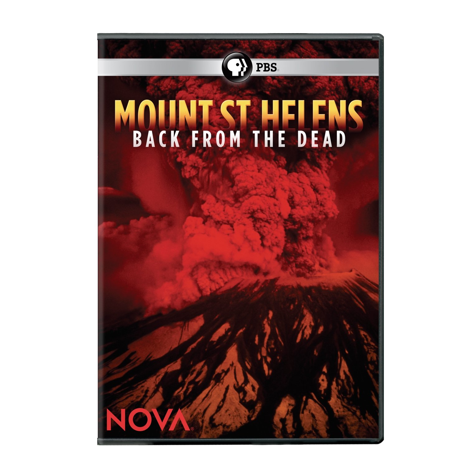 NOVA: Mount St. Helens: Back From The Dead PBS DVD