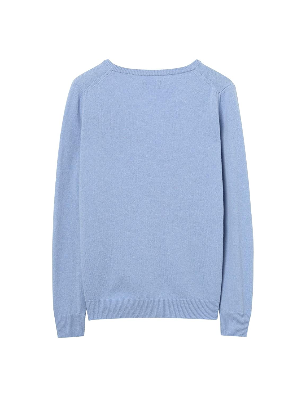 Lambswool Pull PullsGiletsamp; Gant Shirts Sweat Neck Superfine V b7y6Yfg