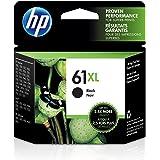 HP 61XL | Ink Cartridge | Black | Works with HP DeskJet 1000 1500 2050 2500 3000 3500 Series, HP ENVY 4500 5500 Series, HP Of