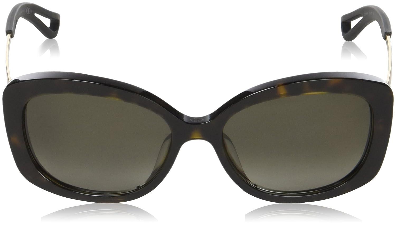 Christian Dior Damen Sonnenbrille DIOREXTASE2 HA Qsh, Braun (Dkhavn Rosgd/Brown Sf), 56