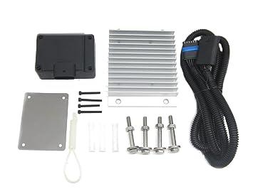 Chevy GMC 6.5L Turbo Diesel Bomba de inyección de combustible PMD FSD memoria enfriador Kit de reubicación: Amazon.es: Coche y moto