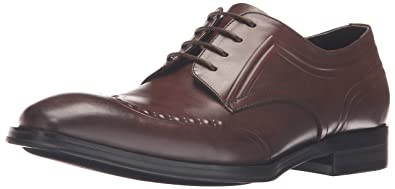 Kenneth Cole New York Men's Change It up Oxford, Brown, ...