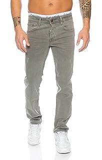 028134a6cf Rock Creek Herren Jeans Hose Denim Stretch Regular Fit Jeanshose Stonewashed  W29-W44