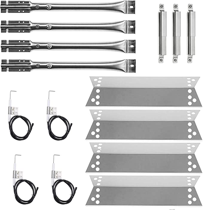 Hisencn Grill Cooking Grate Parts For Master Forge 1010037 Nexgrill 720-0719B...