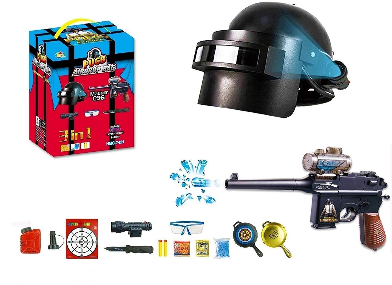 2heet Heet PUBG Game Combo Player Battle Ground Toy Series Airdrop Bag Complete Combat Set. (B0822PJ5S9) Amazon Price History, Amazon Price Tracker