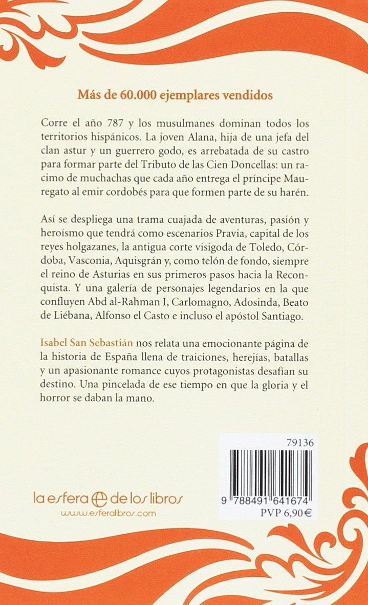 La visigoda (12 Reinas): Amazon.es: San Sebastián Cabases, Isabel: Libros