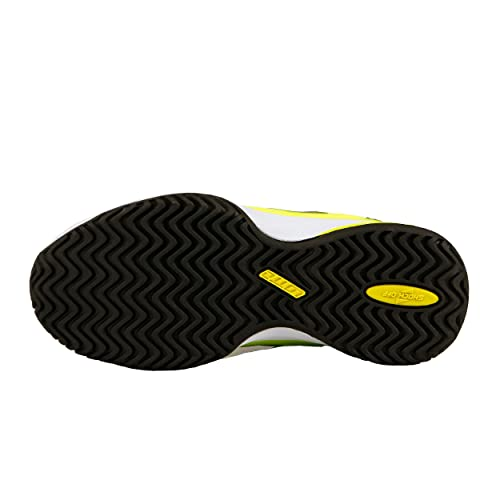 Lotto Zapatillas de Tenis de Material Sintético Para Niño Amarillo Size: 37: MainApps: Amazon.es: Zapatos y complementos