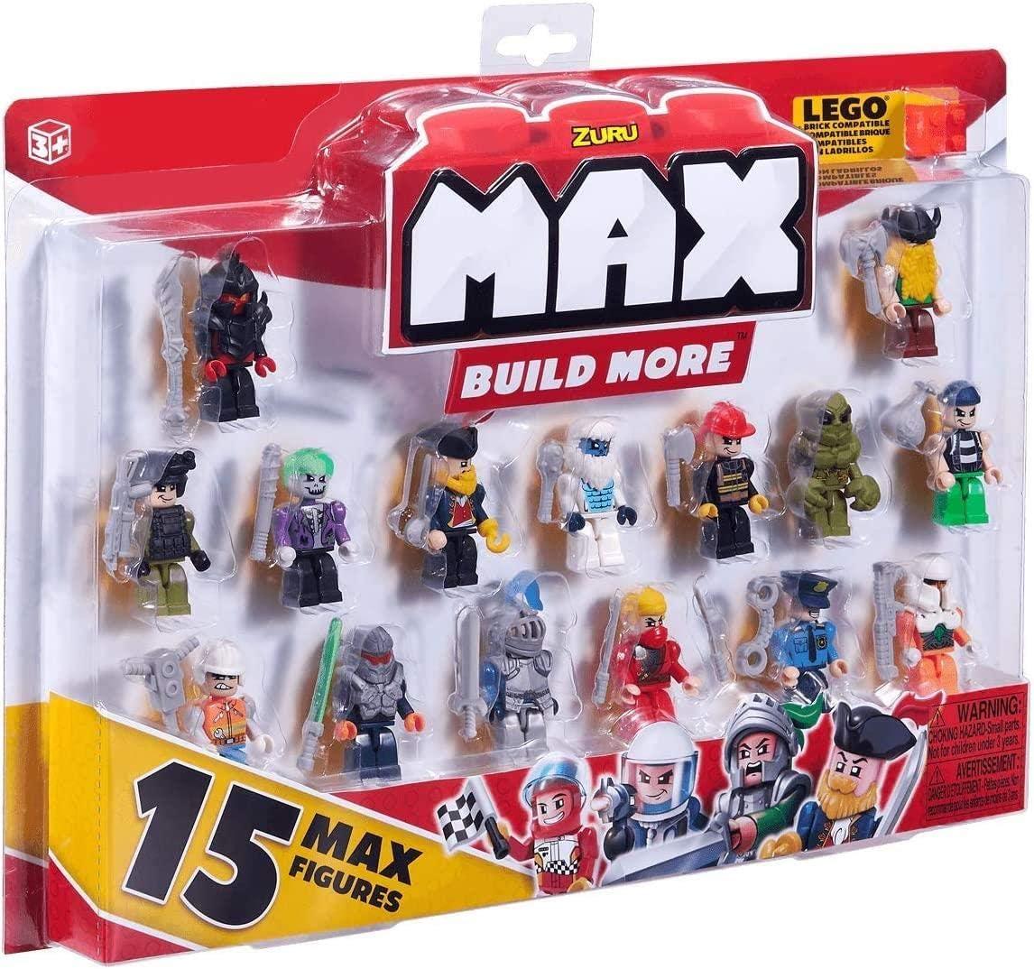 ZURU MAX costruire più mattoni