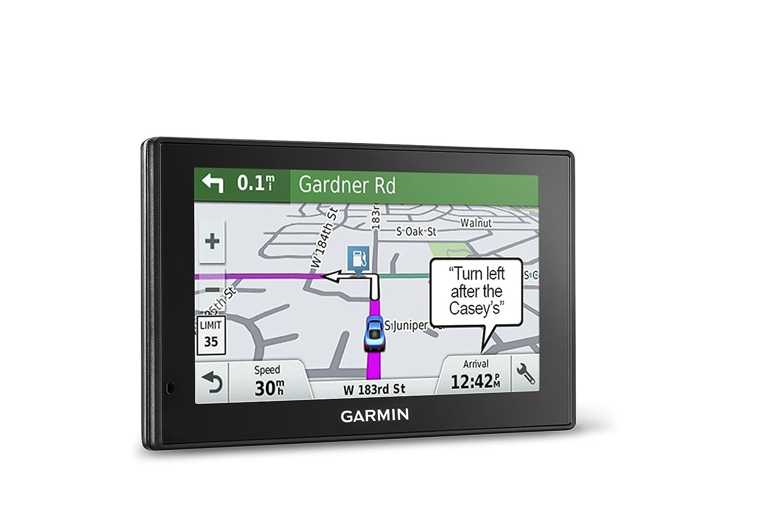 Garmin 010-N1539-01 DriveSmart 50LMT GPS Navigator, 5', Refurbished 5 Garmin Canada