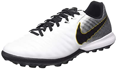 wholesale dealer 125f4 1abc4 Nike Unisex Adults  Lunar Legend 7 PRO TF Football Boots, (White Black