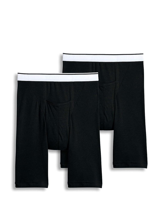 Jockey Mens Underwear Big Man Pouch Midway Brief 2 Pack