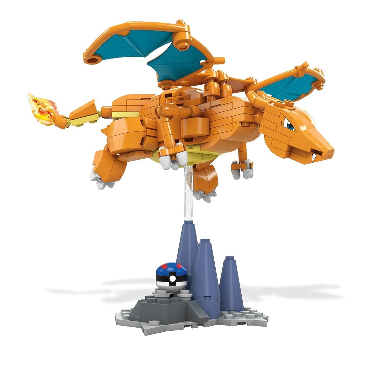 Mega Construx Pokemon Charizard Exclusive