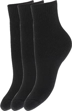 Floso - Calcetines de invierno térmicos para niño/niña/chico/chica Unisex (Pack de 3 pares de calcetines)