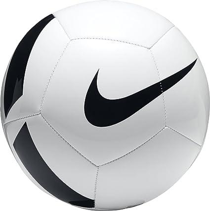 Nike Nk Ptch Team Balón, Unisex Adulto, Blanco (White / Black), 5 ...