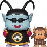 Funko Buddy: Dragon Ball Z - King Kai & Bubbles Toy, Multicolor