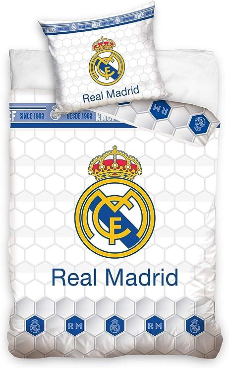 Real Madrid cama 135 x 200 + 80 x 80: Amazon.es: Hogar