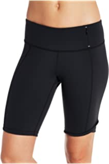 67a036635e CALIA by Carrie Underwood Women's Essential Bermuda Shorts, (Caviar, ...