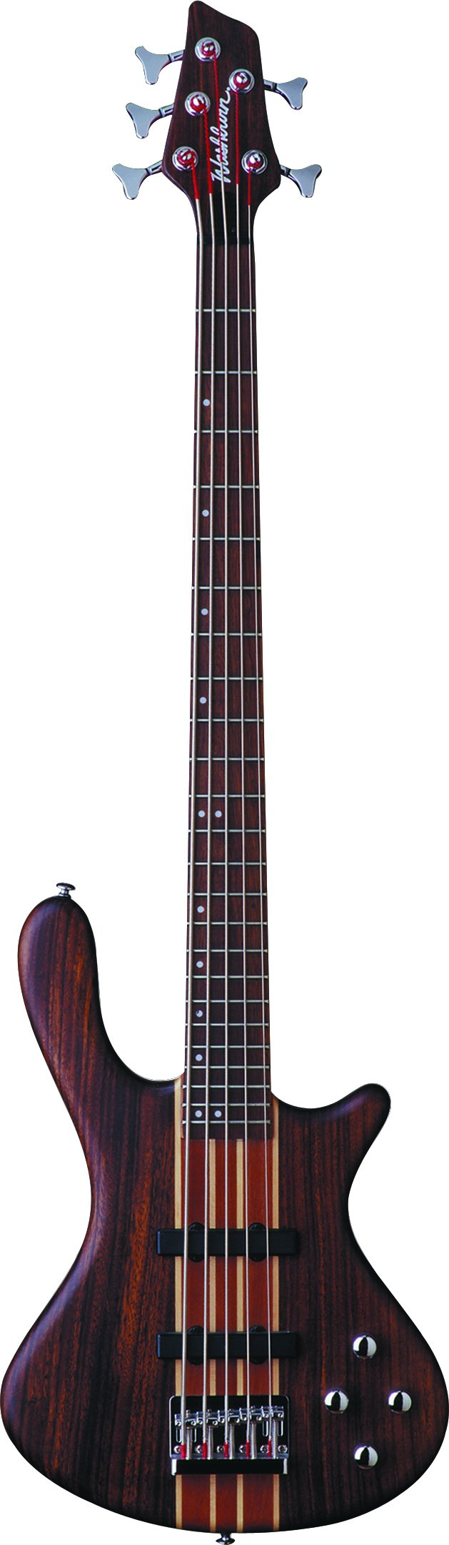 Washburn T24NMK Taurus 4-String Electric Bass Guitar with Gig Bag, Natural Matte Finish by Washburn