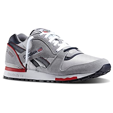 new style 703ce 1fb87 Reebok Gl 6000 Casual, Chaussures de Running Compétition homme - Gris -  Gry Steel