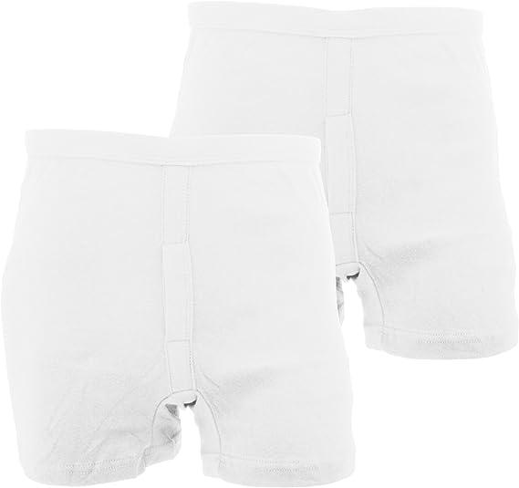 Floso - Calzoncillos Boxer Modelo Interlock Trunk 100% algodón ...