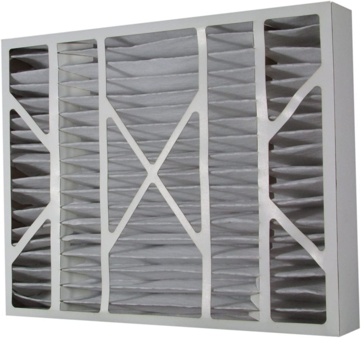 by Magnet by FiltersUSA MERV 11 21x21x4.5 Rheem//Rudd Replacement Media Filter 540012 2 Pack