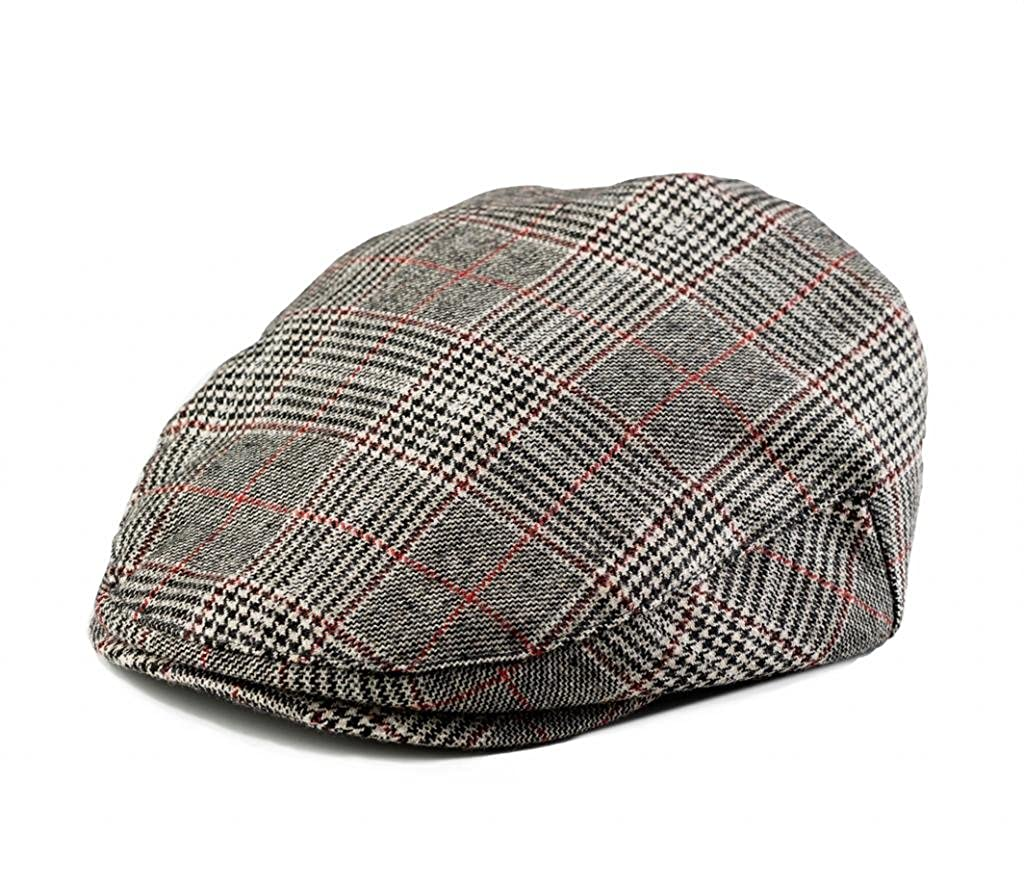 8f383df9a Born to Love Baby Boy Jeff Hat Vintage Driver Tweed Flat Pageboy Kid Gatsby  Cap