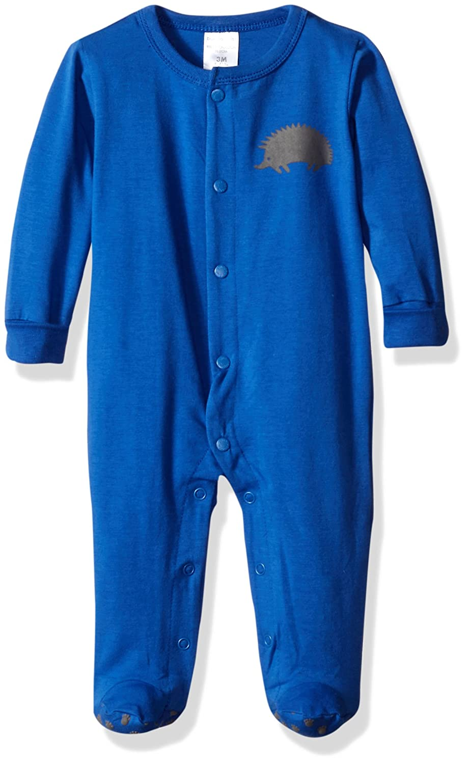 Blue Banana Baby Boys' Critters Front Snap Sleeper Kushies Children' s Apparel L1594
