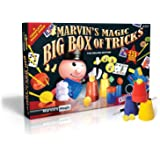 Marvin's Magic Big Box of Tricks, 225 Deluxe Edition, Complete Childrens Magic Set