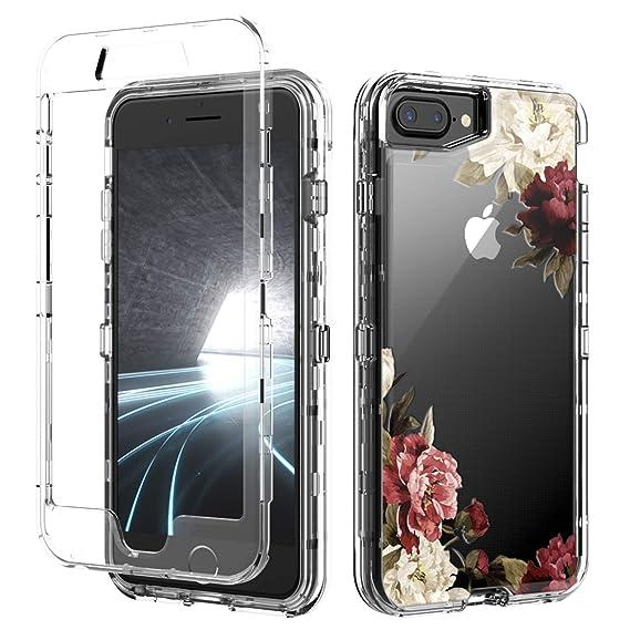 Amazon.com  HUATRK iPhone 8 Plus Case 3bc8e2ce71