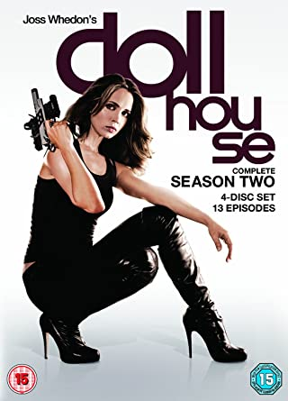 Dollhouse Season 2 Dvd 2009 Amazon Co Uk Eliza Dushku Harry