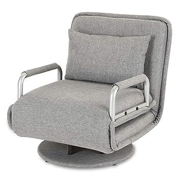 Butaca reclinable Nimmerland, funcional, para dormir y ...
