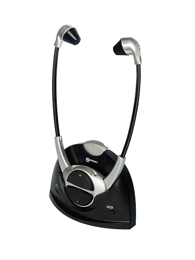 8 opinioni per Geemarc CL7310 Cuffie radio digitali